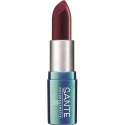 Rouge à lèvre n°23 Poppy red – Sante Naturkosmetik klessentiel.com