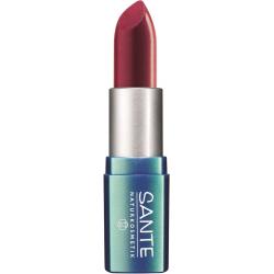 Rouge à lèvre n°24 Rasberry red – Sante Naturkosmetik klessentiel.com
