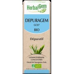 Depuragem complexe dépuratif bio - Herbalgem klessentiel.com
