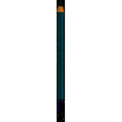 Pinceau Eyeliner Petrol 10 - Sante Naturkosmetik klessentiel.com