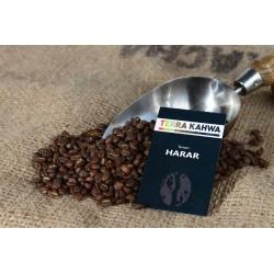 Harar, Café torréfié , café d'Ethiopie klessentiel.com