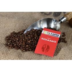 Sidamo café torréfié, café d'Ethiopie klessentiel.com
