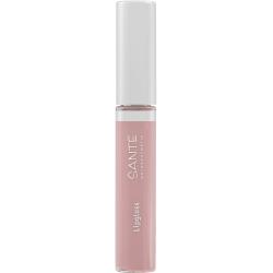 Gloss 02 Nude Silk - Sante Naturkosmetik klessentiel.com