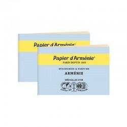 Carnet papier d'Arménie klessentiel.com