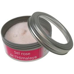 Sel rose de l'Himalaya - Terre d'Encens Klessentiel.com