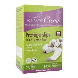 Protège slip en coton bio - SilverCare Klessentiel.com