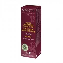 Fluide hydratant visage 2 en 1 - Sante Naturkosmetik Klessentiel.com