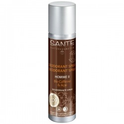 Spray déodorant Caffeine & Açai - Sante Naturkosmetik Klessentiel.com