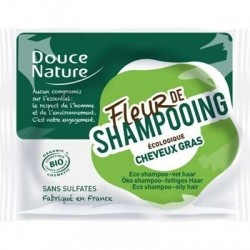 Fleur shampooing solide...