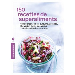 150 recettes de superaliments klessentiel.com