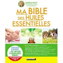 Livre Ma bible des huiles...