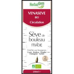 Venasève drainage vasculaire bio - Herbalgem klessentiel.com