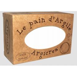Pain d'agile blanche - Argile création klessentiel.com