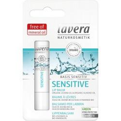 Baume à lèvre Sensitive - Lavera klessentiel.com