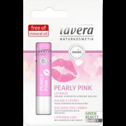 Baume à lèvre Pearly Pink - Lavera klessentiel.com