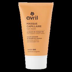 Masque capillaire au beurre de mangue bio - Avril klessentiel.com