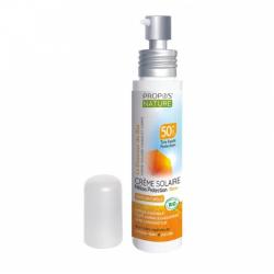Crème solaire SPF 50+ - Propos Nature klessentiel.com