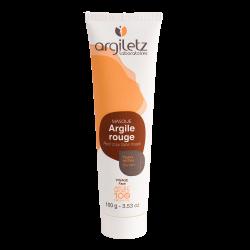 Masque d'Argile rouge peaux sèches - ArgileTz klessentiel.com
