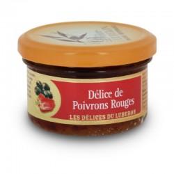 Délice de poivrons rouges - Les délices du Lubéron klessentiel.com