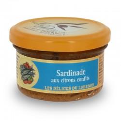 Sardinade aux citrons confits - Les délices du Lubéron klessentiel.com