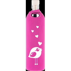 Bouteille neo design birdy - Flaska klessentiel.com