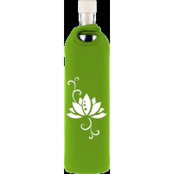 Bouteille fleur de lotus - Flaska klessentiel.com