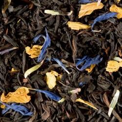 Thé noir Earl Grey Fleurs – Dammann  klessentiel.com