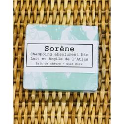 Shampoing Lait & Argile de l'Atlas – Sorène klessentiel.com