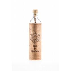 Flaska love et gratitude