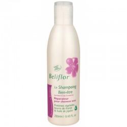 Shampoing réparateur cheveux secs Beliflor