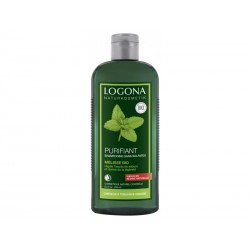 Shampoing purifiant à la Mélisse Bio Logona klessentiel.com