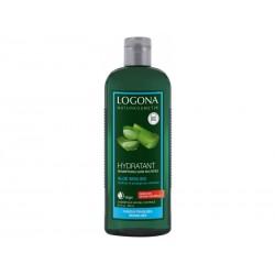Shampoing hydratant à l'aloe véra Bio Logona klessentiel.com