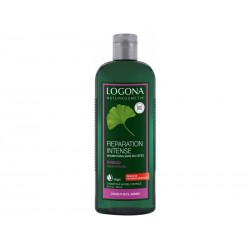Shampoing réparation intense au Ginkgo Bio Logona klessentiel.com
