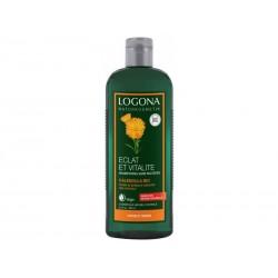 Shampoing éclat vitalité au calendula Bio Logona klessentiel.com