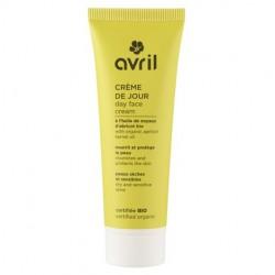 Crème de jour peaux sèches et sensibles Avril klessentiel.com