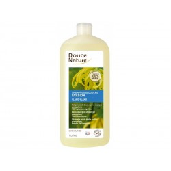 Shampoing douche Évasion ylang-ylang Douce Nature klessentiel.com