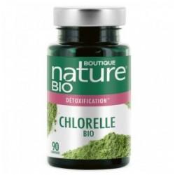 Chlorelle 90 comprimés Boutique Nature klessentiel.com