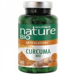 Curcuma Bio 60 comprimés Boutique Nature klessentiel.com
