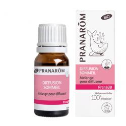 Diffusion sommeil PranaBB mélange pour diffuseur Pranarom klessentiel.com