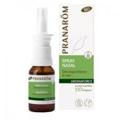 Spray nasal décongestionnant Aromaforce Pranarom klessentiel.com