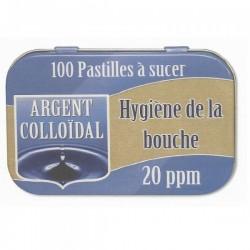 Hygiène de la Bouche Argent Colloïdal 20 PPM Vecteur Energy klessentiel.com