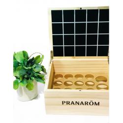 Aromathèque Pranarom klessentiel.com