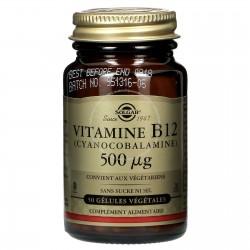 Vitamine B12 Solgar klessentiel.com