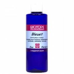 Eau florale Bleuet Biotope klessentiel.com