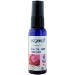 Eau florale de Rose Ladrome klessentiel.com