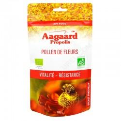 Pollen de fleurs Aagaard Propolis klessentiel.com