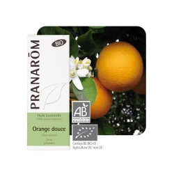 Huile essentielle Orange douce - Pranarom Klessentiel.com
