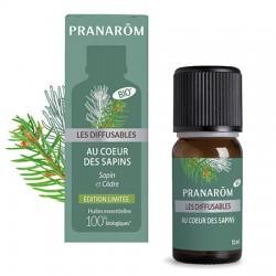 Diffusable au coeur des sapins bio Pranarom (édition limitée) klessentiel.com