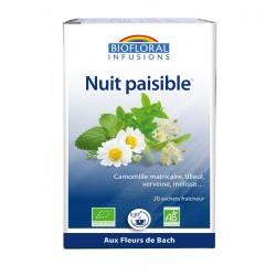 Infusion Nuit paisibles Biofloral klessentiel.com
