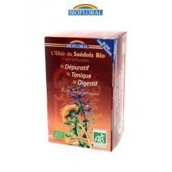 Elixir du Suédois Bio Infusion Biofloral klessentiel.com